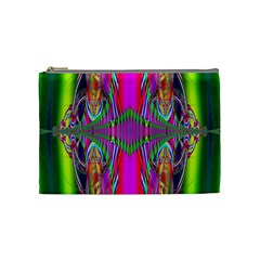 Modern Art Cosmetic Bag (Medium)