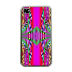 Modern Art Apple Iphone 4 Case (clear)