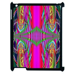 Modern Art Apple iPad 2 Case (Black)