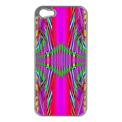 Modern Art Apple Iphone 5 Case (silver)