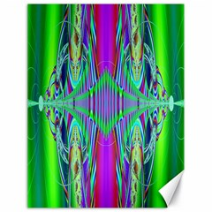 Modern Design Canvas 18  x 24  (Unframed)