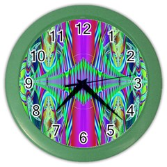 Modern Design Wall Clock (Color)