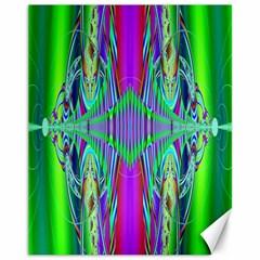 Modern Design Canvas 11  x 14  (Unframed)