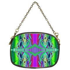 Modern Design Chain Purse (two Sided)