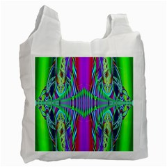 Modern Design Recycle Bag (two Sides)