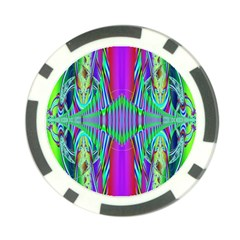 Modern Design Poker Chip 10 Pack