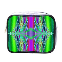 Modern Design Mini Travel Toiletry Bag (One Side)