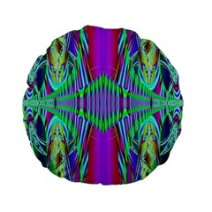 Modern Design 15  Premium Round Cushion