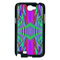 Modern Design Samsung Galaxy Note 2 Case (Black)