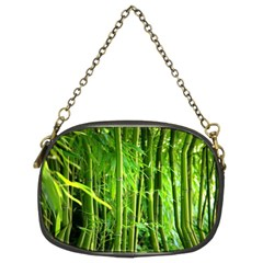 Bamboo Chain Purse (two Sided)
