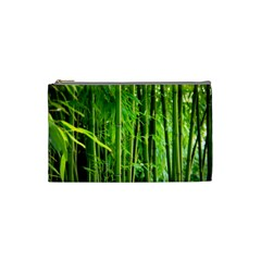 Bamboo Cosmetic Bag (Small)