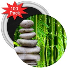Balance  3  Button Magnet (100 pack)
