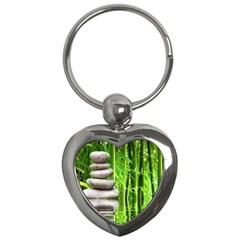 Balance  Key Chain (Heart)