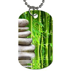 Balance  Dog Tag (Two-sided)