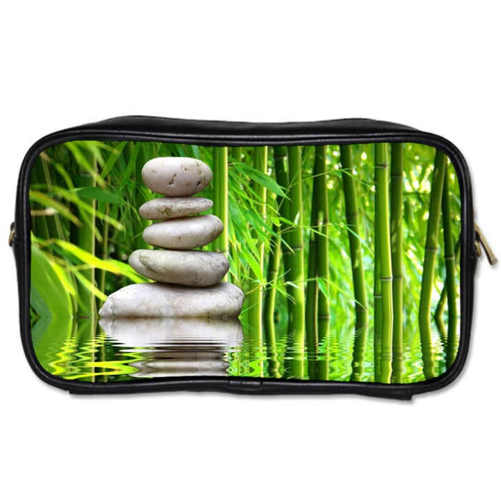 Balance  Travel Toiletry Bag (Two Sides)
