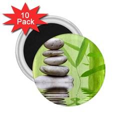 Balance 2.25  Button Magnet (10 pack)