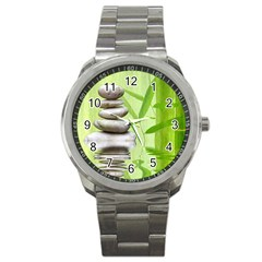 Balance Sport Metal Watch