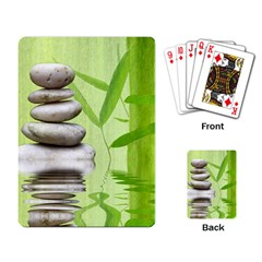 Balance Playing Cards Single Design