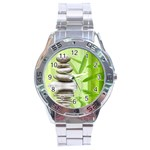 Balance Stainless Steel Watch (Men s) Front