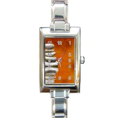 Balance Rectangular Italian Charm Watch