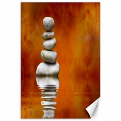Balance Canvas 12  x 18  (Unframed)