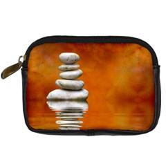 Balance Digital Camera Leather Case