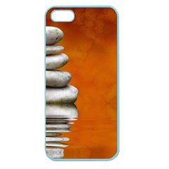 Balance Apple Seamless iPhone 5 Case (Color)