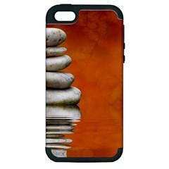Balance Apple iPhone 5 Hardshell Case (PC+Silicone)