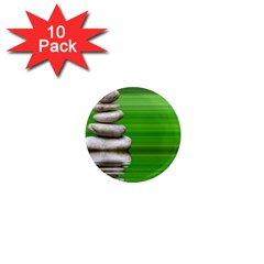 Balance 1  Mini Button Magnet (10 Pack)