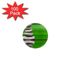 Balance 1  Mini Button Magnet (100 pack)