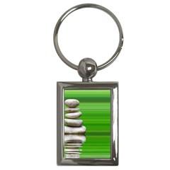 Balance Key Chain (rectangle)
