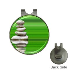 Balance Hat Clip With Golf Ball Marker