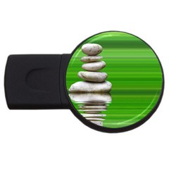 Balance 4gb Usb Flash Drive (round)