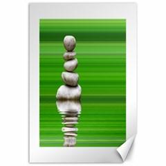 Balance Canvas 24  x 36  (Unframed)