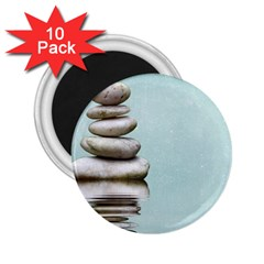 Balance 2.25  Button Magnet (10 pack)