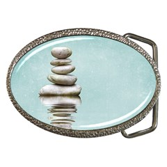 Balance Belt Buckle (Oval)