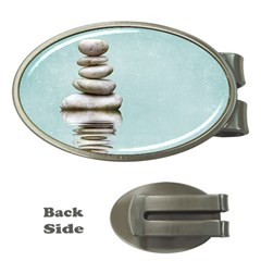 Balance Money Clip (Oval)