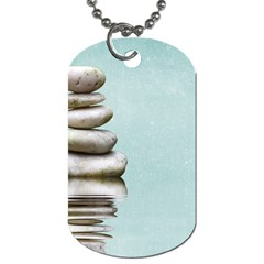 Balance Dog Tag (two Sided)
