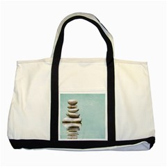 Balance Two Toned Tote Bag