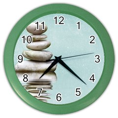 Balance Wall Clock (Color)