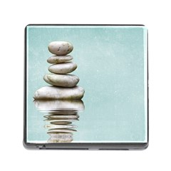 Balance Memory Card Reader with Storage (Square)