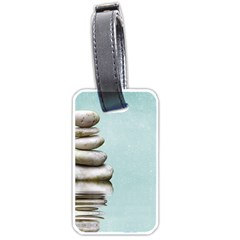 Balance Luggage Tag (One Side)