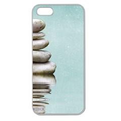 Balance Apple Seamless Iphone 5 Case (clear)