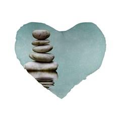 Balance 16  Premium Heart Shape Cushion