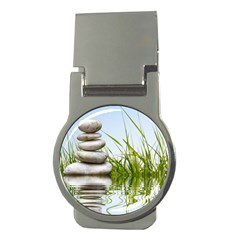 Balance Money Clip (round)