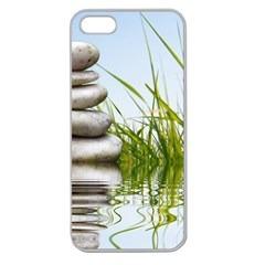 Balance Apple Seamless Iphone 5 Case (clear)