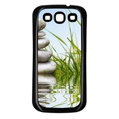 Balance Samsung Galaxy S3 Back Case (black)