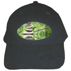 Balance Black Baseball Cap
