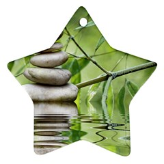 Balance Star Ornament (Two Sides)