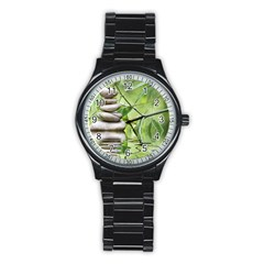 Balance Sport Metal Watch (black)